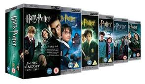 all harry potter movies