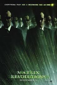 matrix revolutions movie