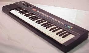 casiotone keyboards