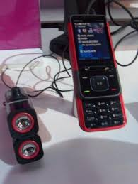 cell phones speaker