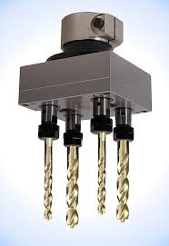 drilling heads