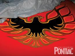 pontiac firebird decals