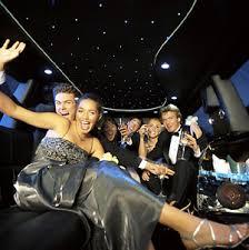 prom night limo