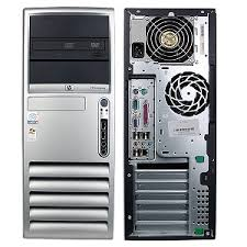 hp dc7100 tower