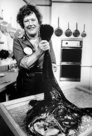 julia child in france