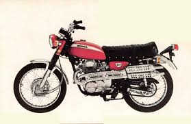 1970 honda cl350