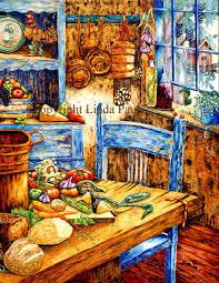 kitchen artworks