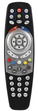 pvr remotes