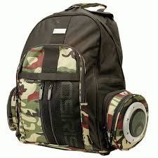 bags with speakers