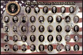 pictures of presidents
