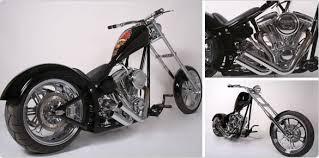 chopper black