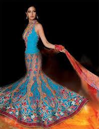 indian bridal lehnga