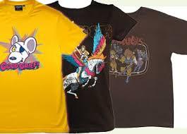 t shirts cartoons