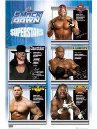 posters of wwe superstars