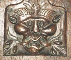 green man picture