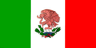 mexican flag colours