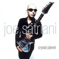 joe satriani crystal planet