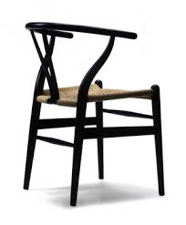 hans wegner wishbone chairs