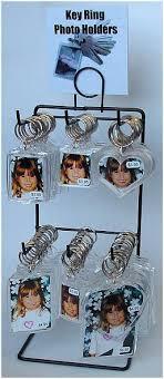 key ring display