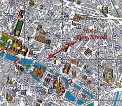paris sites map