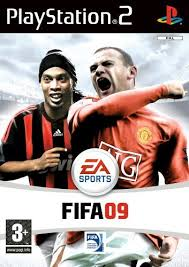 fifa09 playstation2