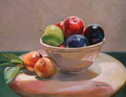 paint fruit