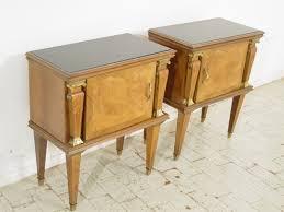 antique bed side tables
