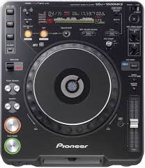 dj equipment pioneer