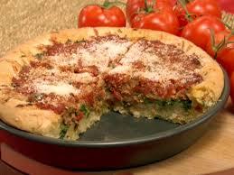 pizza dish
