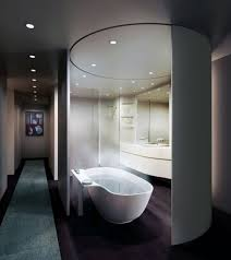 Unique European Bathroom Design