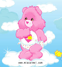 baby hugs care bear