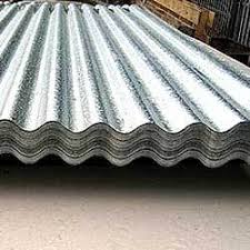 galvanized corrugated metal