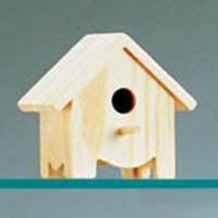 sparrow bird house