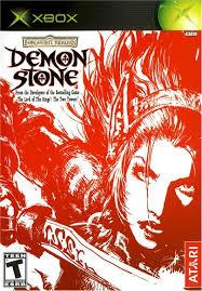 demon stone xbox