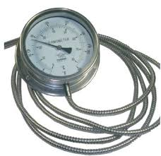 capillary thermometers