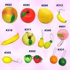 fruit toys