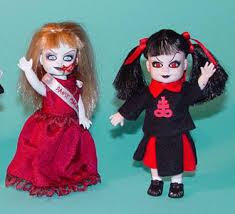 living dead dolls mini
