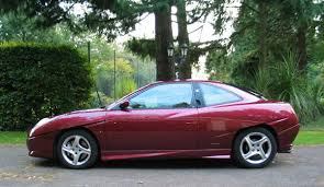 fiat coupe wheels