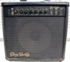 dean markley amplifiers