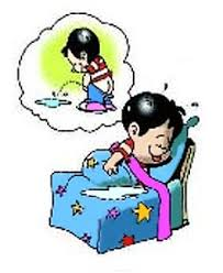 orinar la cama