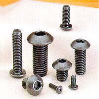 button head socket cap screws