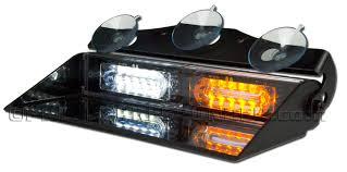 dash emergency lights