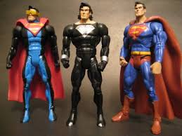 black suit superman