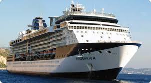 celebrity cruise millenium
