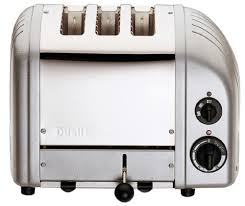 silver toasters