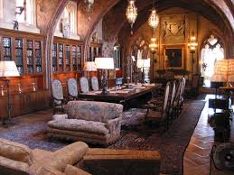 hearst castle photo