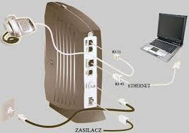 modem kablowy