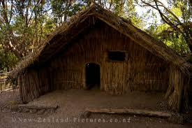 maori villages