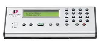 interwrite prs clicker