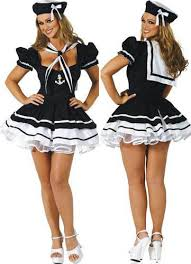 girl sailor outfits